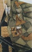 Juan Gris Still life oil painting picture wholesale
