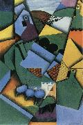 Juan Gris House oil painting picture wholesale