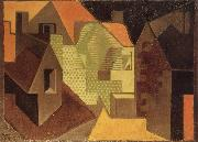 Juan Gris Village oil painting picture wholesale