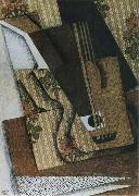 Juan Gris Guitar oil painting picture wholesale