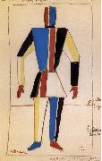 Kasimir Malevich Overmatch oil painting picture wholesale