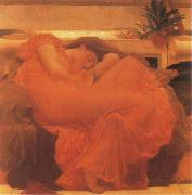 Lord Frederic Leighton Flaming June oil painting picture wholesale