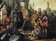 REMBRANDT Harmenszoon van Rijn Palamedes before Agamemnon oil painting picture wholesale