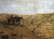Thomas Eakins Rancher at the desolate field oil painting picture wholesale