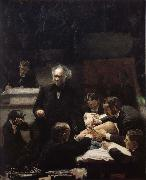 Thomas Eakins Samuel Gros-s Operation of Clinical oil painting picture wholesale