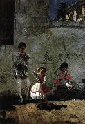 Thomas Eakins The Landscape ofSeville oil painting picture wholesale