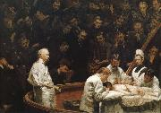 Thomas Eakins Hayes Agnew Operation Clinical oil painting picture wholesale