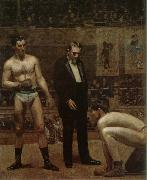 Thomas Eakins Prizefights oil painting picture wholesale