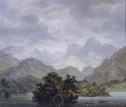 unknow artist Dusky Bay,New Zealand,April 1773 oil painting picture wholesale