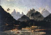 unknow artist A View of Vaitepeha Bay,Tahiti oil painting picture wholesale