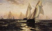 Anonymous Sailboat oil painting picture wholesale