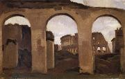 Corot Camille The Theater oil painting picture wholesale