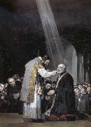 Francisco de Goya Last Communion of St Joseph of Calasanz oil painting picture wholesale