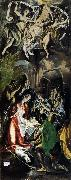 Greco El Adoration of the ShepherdsAdoration of the Shepherds oil painting picture wholesale