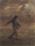 Jean Francois Millet The Sower oil painting picture wholesale