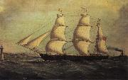 Joseph heard The Barque Queen Bee oil painting picture wholesale