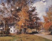 Oliver Dennett Grover Autumn Afternoon oil painting picture wholesale