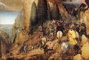 BRUEGEL, Pieter the Elder The Conversion of St.Paul oil painting picture wholesale
