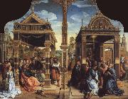 Bernaert Van Orley Altar to SS Thomas and Matthias oil painting picture wholesale
