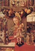 Carlo Crivelli Madonna of the Passion oil painting picture wholesale