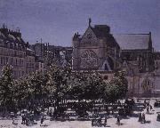 Claude Monet Saint-Germain l-Auxerrois oil painting picture wholesale