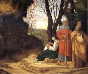 Giorgione Castelfranco Veneto oil painting picture wholesale