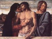 Giovanni Bellini Dead Christ Supported by the Madonna and St John oil painting picture wholesale