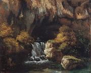 Gustave Courbet The Source of the Lison oil painting picture wholesale