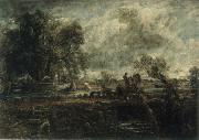 John Constable A Study for The Leaping Horse oil painting picture wholesale