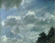 John Constable Study of Clouds at Hampstead oil painting picture wholesale