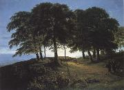 Karl friedrich schinkel Morning oil painting picture wholesale