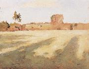 Levitan, Isaak Abgemahtes field oil painting picture wholesale