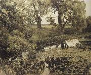 Levitan, Isaak Verwachsener pond oil painting picture wholesale