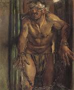 Lovis Corinth Samson Blinded oil painting picture wholesale