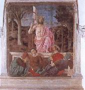 Piero della Francesca Resurrection oil painting picture wholesale