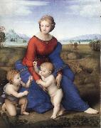 Raphael The Madonna in the Meadow oil painting picture wholesale