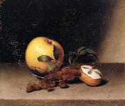 Raphaelle Peale Still Life with Cake oil painting artist