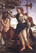 Sandro Botticelli Pallas and the Centaure oil painting picture wholesale