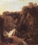 Sylvester Shchedrin Waterfall at Tivoli oil painting picture wholesale
