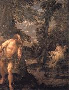 VERONESE (Paolo Caliari) Hercules,Deianira and the centaur Nessus,late Work oil painting picture wholesale