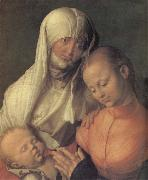 Albrecht Durer Anne with the virgin and the infant Christ oil painting picture wholesale