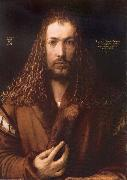 Albrecht Durer Zelfportret oil painting reproduction