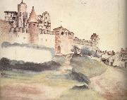 Albrecht Durer The Castle at Trent oil painting picture wholesale