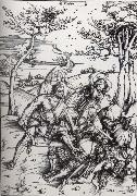 Albrecht Durer Hercules Killing the Molionides oil painting picture wholesale