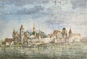 Andrea Mantegna Innsbruck Seen From the North oil painting picture wholesale