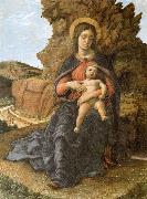 Andrea Mantegna The Madonna and the Nino oil painting picture wholesale