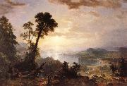 Asher Brown Durand Fortschritt oil painting picture wholesale