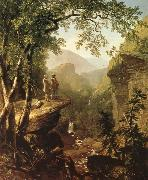 Asher Brown Durand Verwandte Seelen oil painting picture wholesale