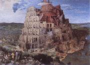 BRUEGHEL, Pieter the Younger The Tower of Babel oil painting picture wholesale
