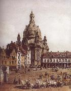 Canaletto View from the Right Bank of the Elbe oil painting picture wholesale